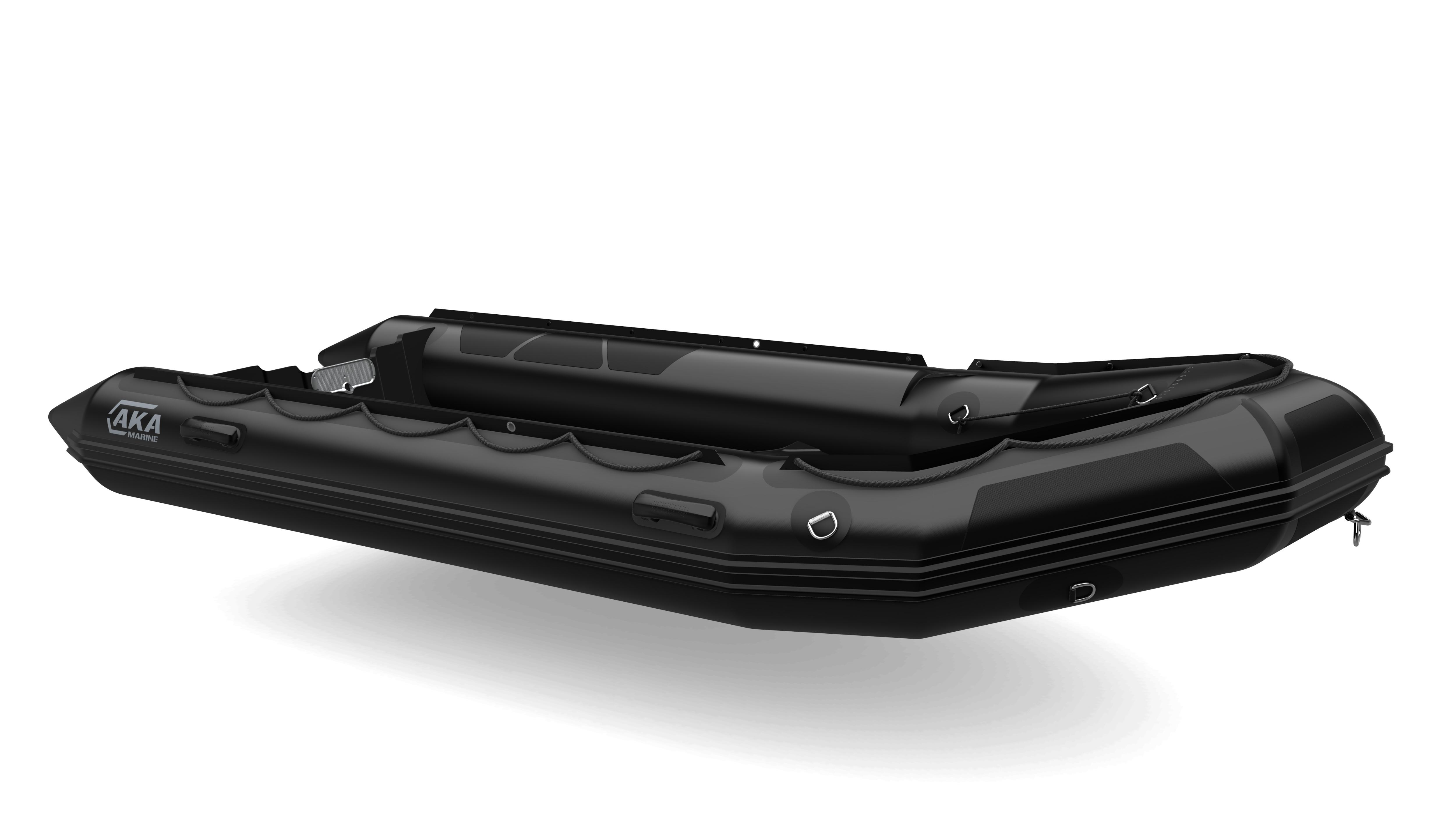 AKA F43-C PVC Black