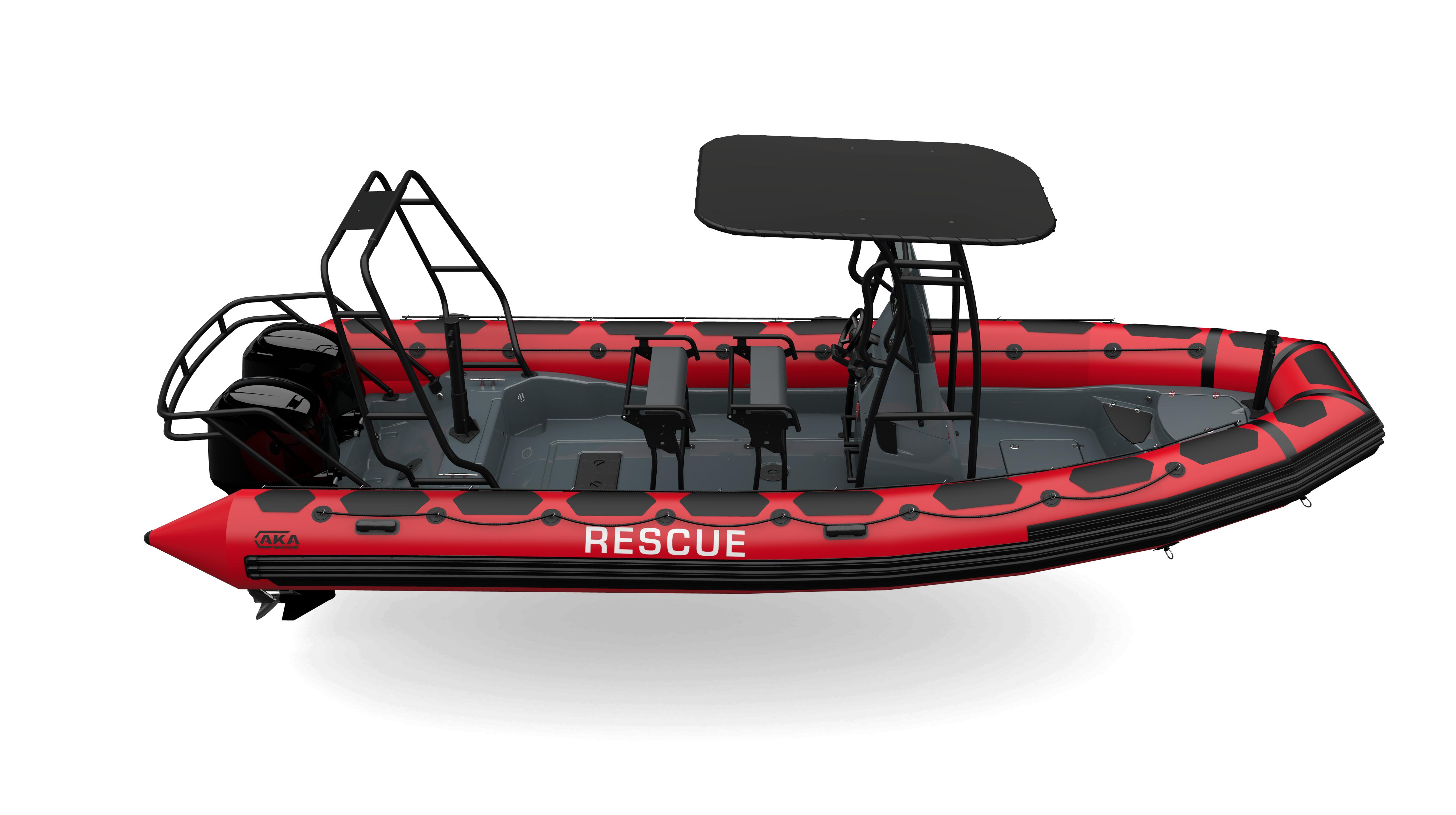 R75-C CSM CR RED Rescue