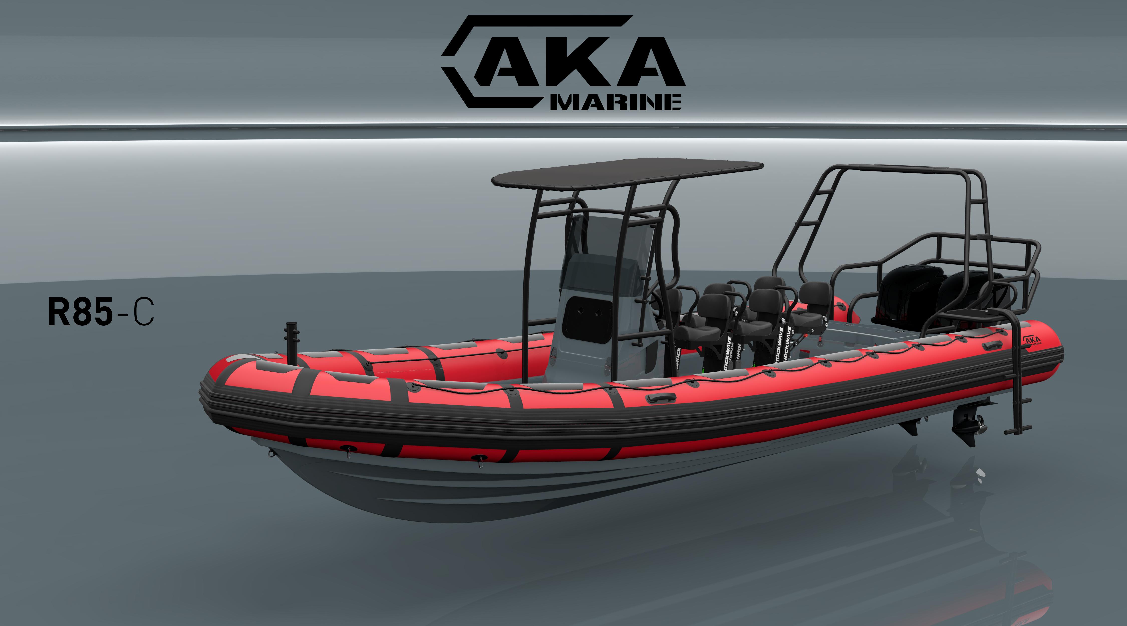 AKA R85-C Red